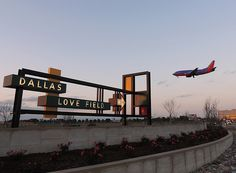 Dallas Love Field - My mom used to take us kids to watch the planes take off and land.