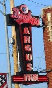 If you want an amazing steak, then this is the place.  Dooley's Angus Inn in Broken Arrow, OK.  Love it!
