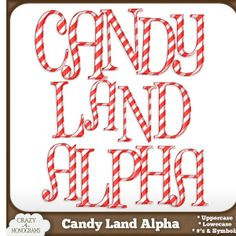Candy Land Alpha