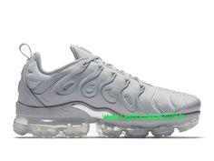 brand new ef3ed f5665 Nike Air Vapormax Plus Gris Argent Chaussures Officiel Tn Pas Cher Pour  Homme 924453-005 - 1807080002 - Retrouvez la marque Nike en ligne sur ...
