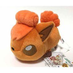 Pokemon 2016 Banpresto UFO Game Catcher Prize Kororin Friends Vulpix Plush Toy