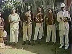 Capoeira Mestres João Pequeno, Boca Rica, Curió, Cobrinha Mansa, Leopold...