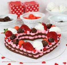 Cream Tart tutorial: il passo a passo per realizzare la torta a forma di cuore con ricetta della pasta sablèe morbida al cioccolato