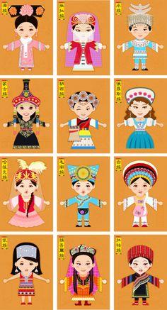Chinese minority