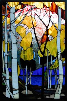 Teresa Seaton Stained Glass Gallery Landscapes