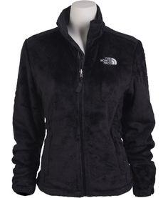 Black fuzzy north face jacket AAAA I WANT SOOO BAD