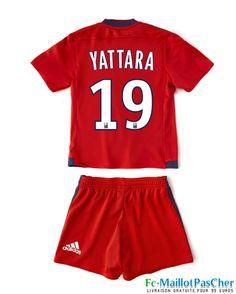 tenue de foot OL Enfant