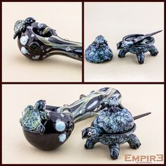 Check out our turtles! #empireglassworks #empirepipes #empiredishes
