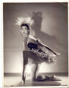 Original Margot Fonteyn Ballerina IN Firebird Photograph | eBay