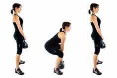 5 Thigh Exercises Trainers Swear By Thigh Exercises For Women, Leg Workout Women, Fitness Workout For Women, Butt Workout, Gym Workouts, Leg Exercises, Boxing Workout, Tone Inner Thighs, Toned Thighs