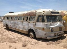 1948 Flxible Bus