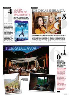 FHM. Abril 2014 #magazine #newspaper #news #clipping #press #tierradelagua #media #socialmedia #nature #hotel