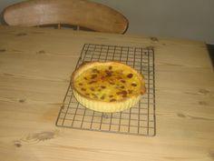 Yorkshire Curd tart made at High Blean B&B Bainbridge.  A must have item every Yorkshire Day http://highblean.co.uk/high-blean-bb-bainbridge-yorkshire-curd-tart/