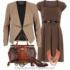 """""""Subtle"""" by fiftynotfrumpy on Polyvore"""