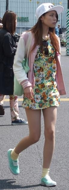1000+ images about Spring Summer 2014 - Tokyo Fashion ...