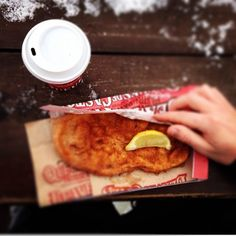 The best way to warm your hands up during winter - a BeaverTails pastry + Hot Chocolate  via @missporter00 on IG