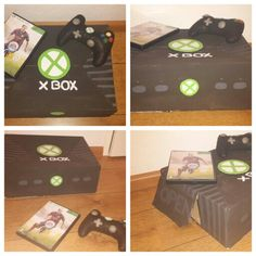 Best suprise ever! Xbox console