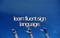 I know a little but how cool would it be to know it as a second language!