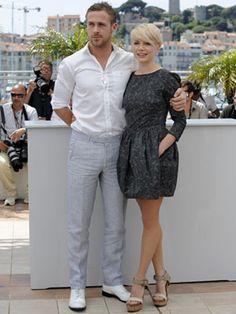 Michelle Williams & Ryan Gosling, 2010