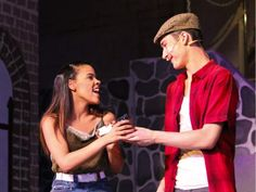 The Gatineau High School made lively work of the Lin-Manuel Miranda musical. Lin Manuel Miranda Musicals, In The Heights, Vibrant, Stage, Positivity, Scene