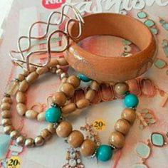 Selling this Boho chic bracelet set NWT in my Poshmark closet! My username is: jilld731. #shopmycloset #poshmark #fashion #shopping #style #forsale #Jill Marie Boutique #Jewelry