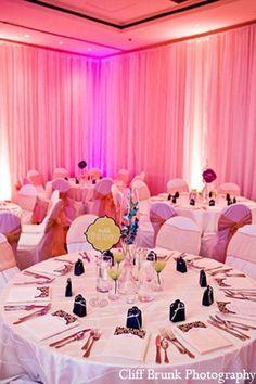 This stylish Pakistani bride and groom partake in their wedding festivities in Northern California. Pakistani Wedding Decor, Wedding Reception Tables, Girls Dream, Dream Wedding Dresses, Wedding Attire, Wedding Planning, Wedding Decorations, Table Settings, Fancy