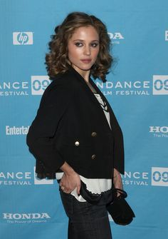 Love her hair!  margarita levieva | Margarita Levieva Actress Margarita Levieva attends the premiere of ...