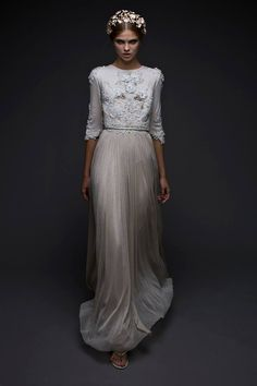 Mis Queridas Fashionistas: Chana Marelus Fall Winter 2015-2016 (Evening dresses and wedding)
