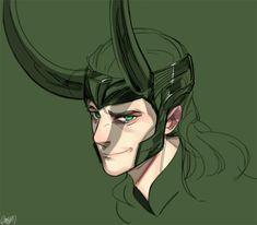 Loki's back