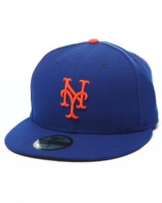 8bd3530ce99 New Era - New York Mets Authentic On Field 59FIFTY Fitted Cap Snap Backs