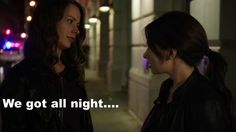 I've never seen this angle of this scene! It's better ;) #RootAndShaw #PersonOfInterest