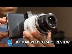 Kodak SL25 PixPro Smart Lens Camera » Gadget Flow