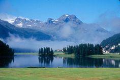 St. Moritz, Switzerland | St. Moritz, Switzerland - Winter Paradise Destination ~ Tourist ...