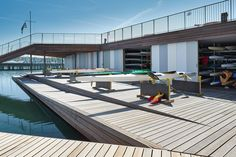 Gallery of The Floating Kayak Club / FORCE4 Architects - 10