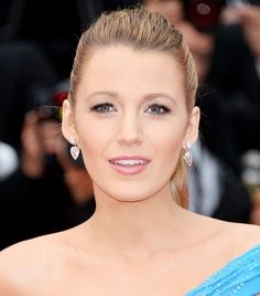 Blake Lively redefined pregnancy glow with her flawless-looking skin per usual.