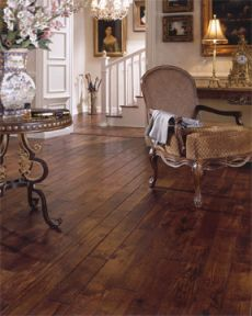 Anderson Virginia Vintage Solid Handscraped Hardwood Flooring