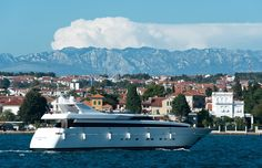Zadar cruising
