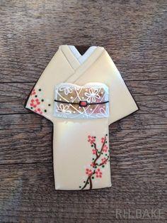 Kimono 『ボタニカルデザイン』