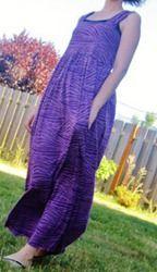 Simple Maxi Dress