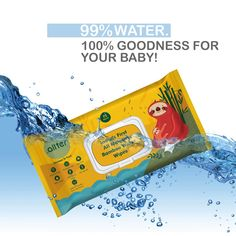 Goodbye messy- munchkins Aloe 100% happy and super-clean babies! Mommies, our #Allter 99% Waterwipes are both a time saver for busy mummas and a nature saviour for your baby's delicate skin. Swipe buy and wipe clean now. Super Clean, Clean Up, Organic Baby Wipes, Bamboo Diapers, Baby Products, Pure Products, Allergies, Aloe, Sensitive Skin