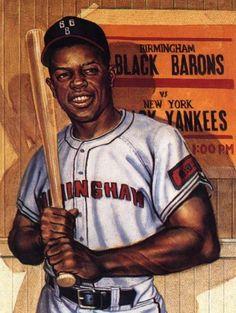 Willie Mays - Birmingham Black Barons