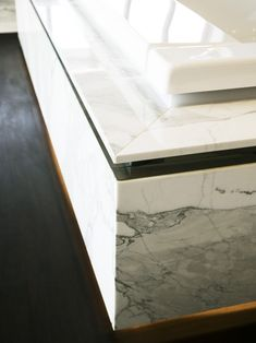Defined by the detail, our luxury bathrooms are created using the finest materials and finishes. Designed to enhance your lifestyle and your home, your new bathroom will have all the features you've dreamed of. Bath Surround, Calacatta Marble, Saint James, Windsor, Master Bathroom, Make It Simple, Detail, Bathrooms, Interiors