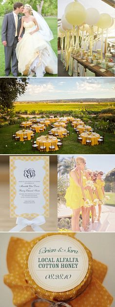 Wedding Color Schemes from Loverly | Wedding Planning, Ideas  Etiquette | Bridal Guide Magazine