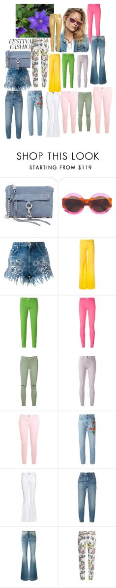 """""""Spring casual!"""" by lalu-papa on Polyvore featuring Rebecca Minkoff, Gucci, Versus, Love Moschino, Jacob Cohёn, Joe's Jeans, Current/Elliott, Tom Ford, Alexander Wang and Roberto Cavalli"""