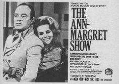 Bob Hope, Ann Margret