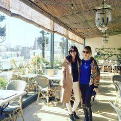 Too cool for school  #madrid #Ontour #luxurylife #lioneye #terrace #roofterrace #restaurant #hotel #luxurylife #luxuryhotel #travel #adventure #girls #explore #fun #sunglasses #style #fashion #spain #igers