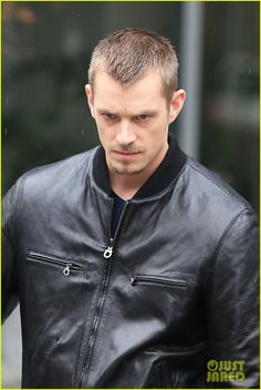 joel kinnaman out and about - Google Search