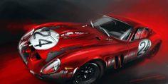Ferrari / Render