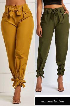 Bowknot Plain Women & # s Pencil Pants # Pants # Fashion # Women& Pants https: // victori . Bowknot Plain Women & # s Pencil Pants # Pants # Fashion # Women& PantsJack Wolfskin casual pants women Kalahari pants women 44 g. Fashion Pants, Look Fashion, Fashion Outfits, Womens Fashion, Fashion Design, Sexy Bluse, Casual Mode, Women's Casual, Casual Pants