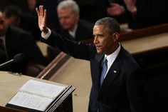 "Claiming that the country had turned the page, what appeared to be a loose and at times cocky President Barack Obama announced to the nation during his sixth State of the Union address that the ""shadow of crisis has passed and the state of the union is strong."""